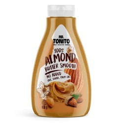 Mr. Tonito Almond Butter Smooth 400 грам