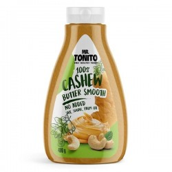 Mr. Tonito Cashew Butter Smooth 400 грам