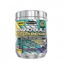 MuscleTech Amino Build Next Gen Energised 30 порции 280 гр