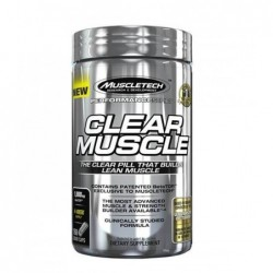 MuscleTech Clear Muscle 168 капсули 84 порции