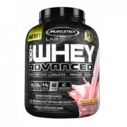 MuscleTech Lab Series 100% Whey Advanced 5lb 2.26 Kg
