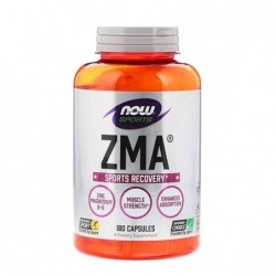 Now Foods ZMA Sports Recovery 180 капсули