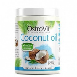 Ostrovit 100% Pure Coconut Oil 900 гр