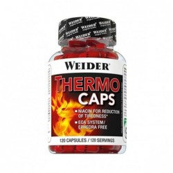 Weider Thermo Caps 120 капсули
