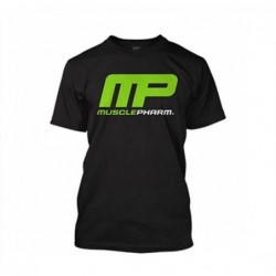 T-shirt Muscle Pharm Black