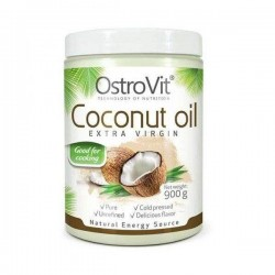 Ostrovit Coconut Oil Extra Virgin 900 гр